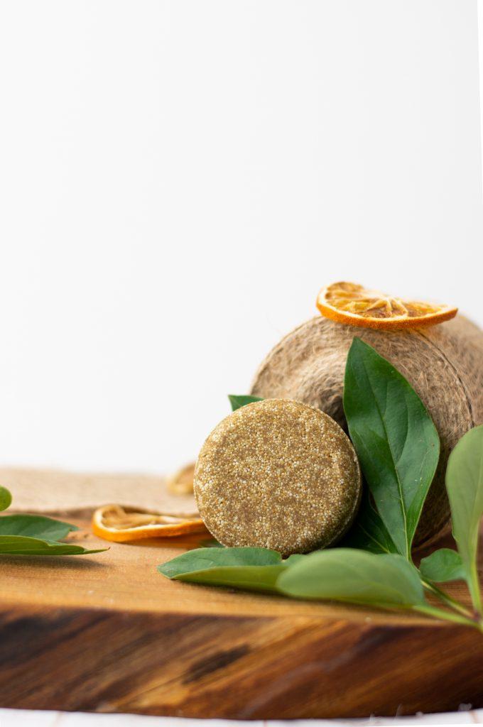 sampon za suhe in poskodovane lase